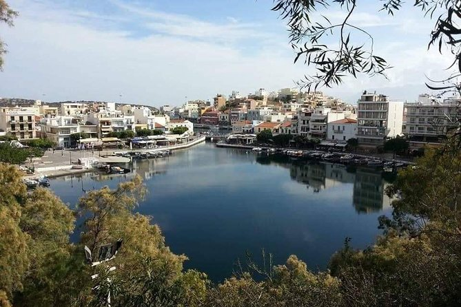 This Tour gives you the opportunity to visit on your own way so many places in one day that if not with a local guide it would be impossible to visit and find.We visit Monasteries, Churches, Agios Nikolaus City, Spinalonga Island, Krasi village where the oldest Platanus tree in Crete it's found, we have a traditional Cretan Lunch in the traditional village of Mochos where we visit a few beautiful churches, and in the end if we have time we can visit the fishing village of Sisi where we go for a walk on the Palm Bay. ACACIA TOURS MHTE1039e60000115201<br>