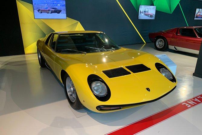 Ferrari Lamborghini Maserati Museums-Parmigiano Cheese & Balsamic Vinegar Tour, Bolonia, ITALIA