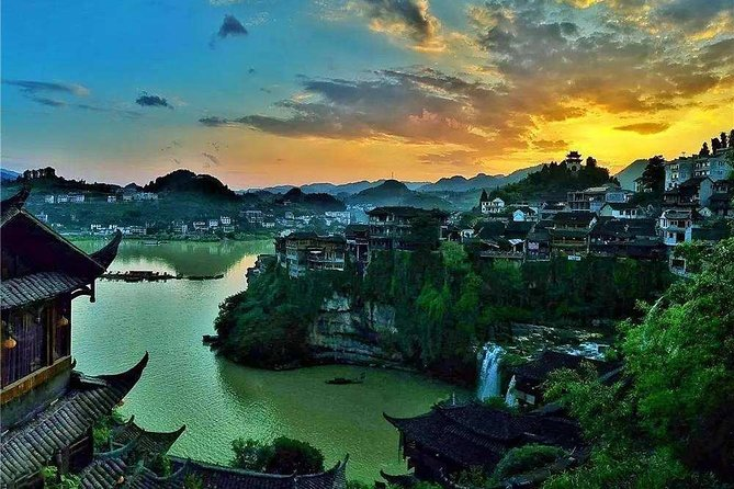 Exciting Mengdong River Rafting is known as the No 1 rafting in China,at the same time of enjoying the adventure,you can also appreciate the breath-taking nature along the rafting way.<br><br>Besides,we added a culture sites,King's village in the schedule to let you know the local Tujia minority culture and history.