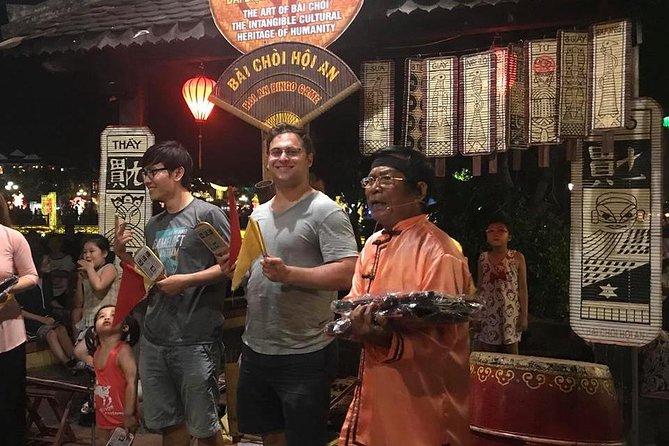 Evening Walking Food Tour, Hoi An, VIETNAM