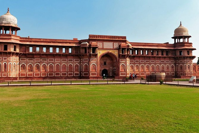 Tajmahal-Agra Fort-Baby Tajmahal Tour By car from New Delhi with lunch and Guide, Nueva Delhi, Índia