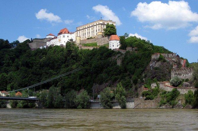 MAIS FOTOS, Passau - Castle tour with viewpoint Linde Battery & the St Georges Chapel
