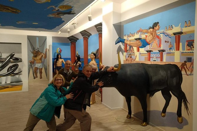 Minoans World 3D Museum & 9D Cinema, ,