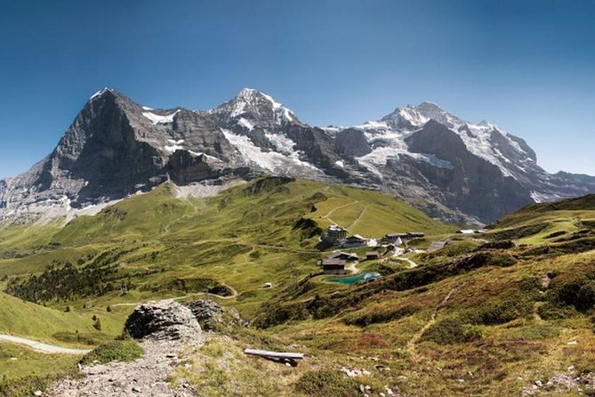 Excursión alpina de un día al Oberland bernés desde Zúrich: Vista panorámica de Kleine Scheidegg y Jungfraujoch, Zurich, SUIZA