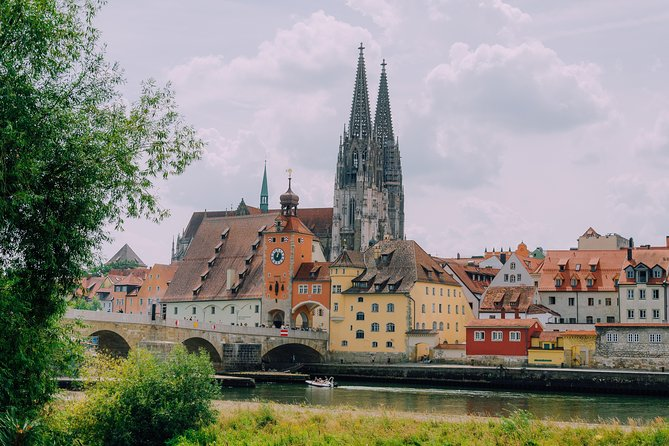 MAIS FOTOS, Regensburg - Classic guided tour