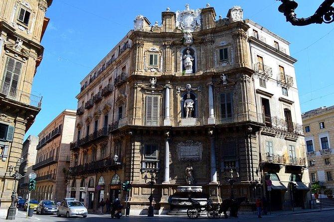 Palermo Sicilian Baroque, Palermo, Itália