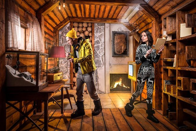 The world wide known entertainment is now in Andorra! It is something more, than just an ordinary escape room, it is a new generation of interactiveexperience with ultra realistic decorations and an amazing story line. We use the latest technologies for all our escape rooms in order to immerse you in the game fully! Live your own story with Andorra Claustrophobia!
