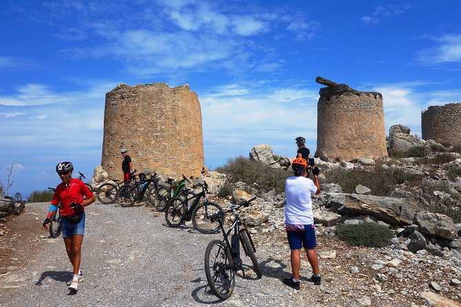 MORE PHOTOS, Small Villages Cretan Nature & Aposelemis canyon E-Bike tour with Café stop