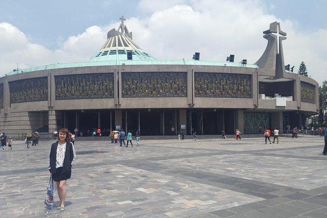 Tour privado: Teotihuacan y Santuario de Guadalupe, Ciudad de Mexico, MEXICO