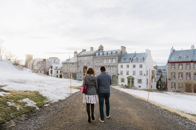 90 Minute Private Vacation Photography Session with Local Photographer in Quebec City, Quebec, CANADA