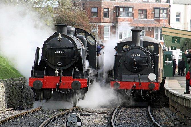 Steam Train and Sea Cruise Adventure Including the Jurassic Coast from Poole, Poole, INGLATERRA