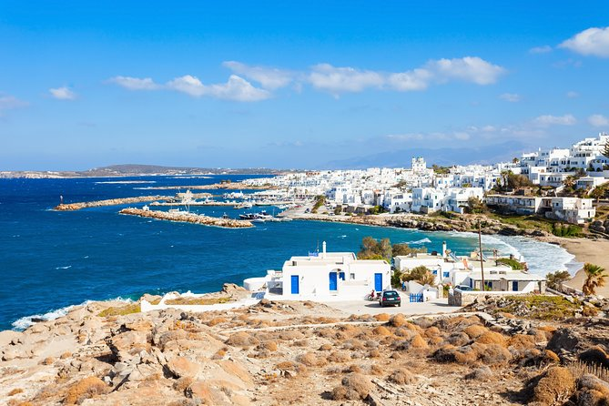 Daily Cruise from Paros to Delos Mykonos, ,