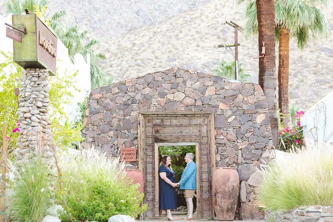 30 Minute Private Vacation Photography Session with Photographer in Palm Springs, Palm Springs, CA, ESTADOS UNIDOS