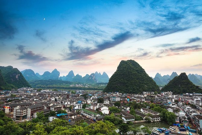 Li River Cruise from Guilin with Transfer, Guilin, CHINA