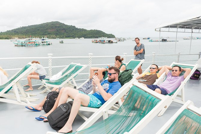 Discover The Appealing Beauty of Phu Quoc Island for Day and Night on Boat, Phu Quoc, VIETNAM