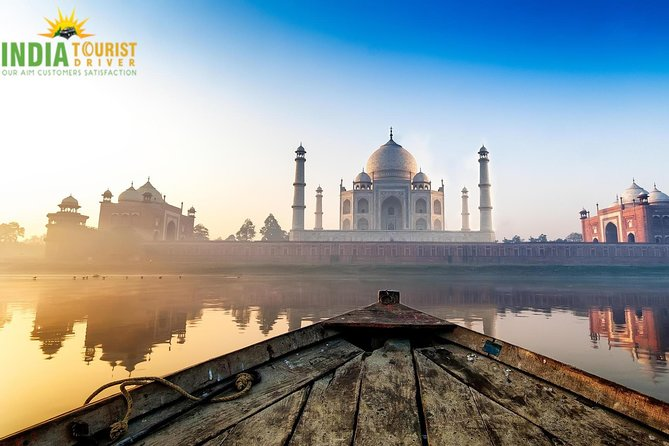 Same Day Taj mahal Tour by car and driver from delhi, Agra, India