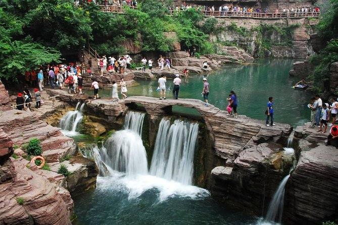 MÁS FOTOS, All Inclusive Private Day Tour to Yuntai Mountain from Zhengzhou