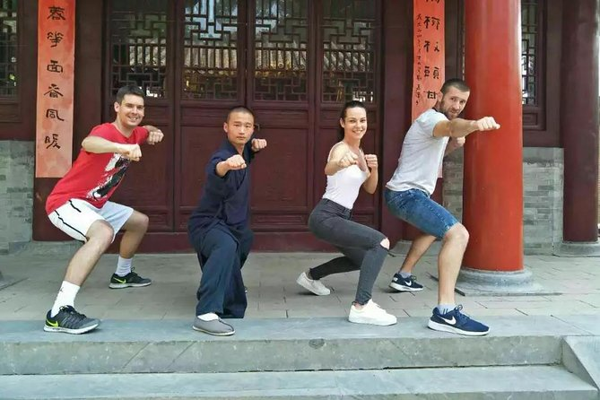 MÁS FOTOS, Zhengzhou Private Tour to Shaolin Temple including Kungfu Lesson and Activities