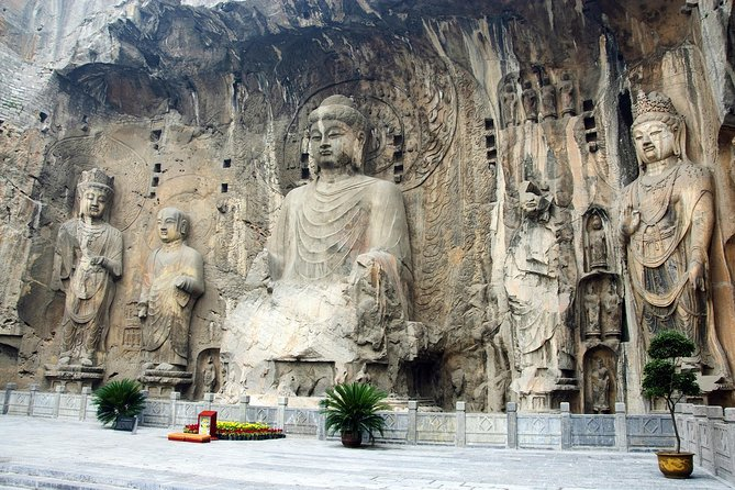MÁS FOTOS, All Inclusive Private Day Tour to Shaolin Temple and Longmen Grottoes from Zhengzhou