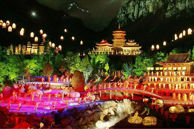 MÁS FOTOS, Shaolin Temple Afternoon Tour with Zen Music Ceremony and Dinner from Zhengzhou