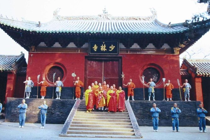 MÁS FOTOS, Private Day Tour to Shaolin Temple and Songyang Academy from Zhengzhou