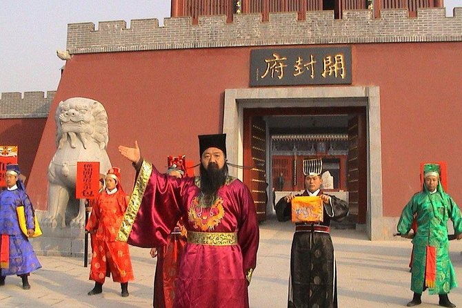 MÁS FOTOS, Independent Tour to Kaifeng from Zhengzhou