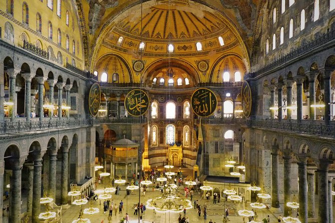 Best of Istanbul: 1, 2 or 3-Day Private Guided Tour, Istanbul, Turkey
