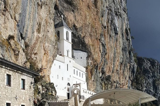 If there is one cultural, historical and religious monument that Montenegro is famous for, that is, undoubtedly, the Ostrog Monastery. The Ostrog Monastery, with the relics of St.Basil of Ostrog, the Miracle Worker, is the greatest sanctuary of Montenegro. It was built in 1650 and it consists of the Lower Monastery, the Upper Monastery and the Church of the Holy Martyr Stanko, a shepherd from the village Podvrace, Danilovgrad who was cut into pieces and killed by the Otomans because he refused to convert to Islam.