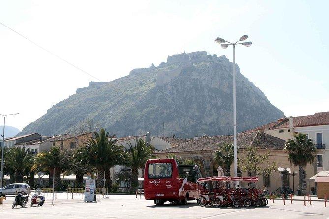 Nafplio City Tour, Corinto, GRECIA