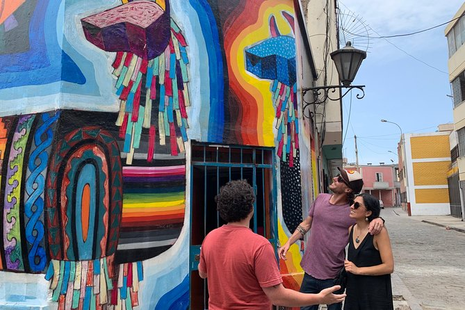 Bohemian & Colorful Lima: Barranco and Callao City tour, Lima, PERU
