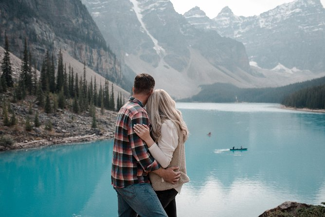 60 Minute Private Vacation Photography Session with Photographer in Banff, Banff, CANADA