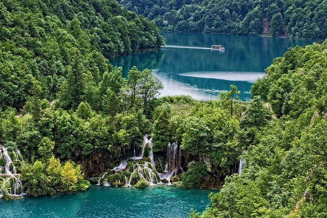 Jadera Booking is a travel agency from Zadar which provide a day tour to National Park Plitvice Lakes. Agency is located at street Rafaela Levakovića 1. <br><br>The tour starts at around 8am and it finishes around 6pm. If you follow our suggested route it will take around 4 hours to explore whole national park and you will still have enough time for relaxing in a wild nature.<br><br>Enterance fee for National Park is not included in the price but we have reserved tickets and you can buy it from us on the day of departure. Our tickets have advantage, so you will not waste time waiting in the line. Price of the ticket is the same as individual price at the national park! <br><br>Enterance fee for National Park Plitvice Lakes: <br><br>March (1.3.2020 - 31.3.2020) - 10.00 Euro <br>April and May (1.4.2020 - 31.5.2020) - 24.00 Euro<br>June, July and August (1.6.2020. - 30.9.2019) - 40.00 Euro<br>October (1.10.2019. - 31.10.2020.) - 24.00 Euro<br>November (1.11.2019. - 31.12.2020.) - 10.00 Euro<br>