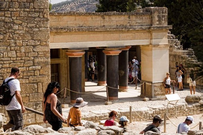 Knossos Museum and Heraklion tour from Rethymno, La Canea, GRECIA