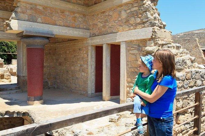 Knossos and Lassithi from Rethymno, La Canea, GRECIA