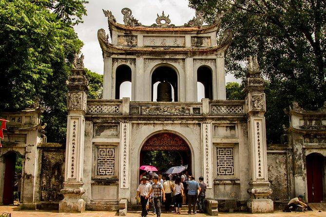 Shore Excursion: Ha Noi City Tour from Ha Long Port, ,
