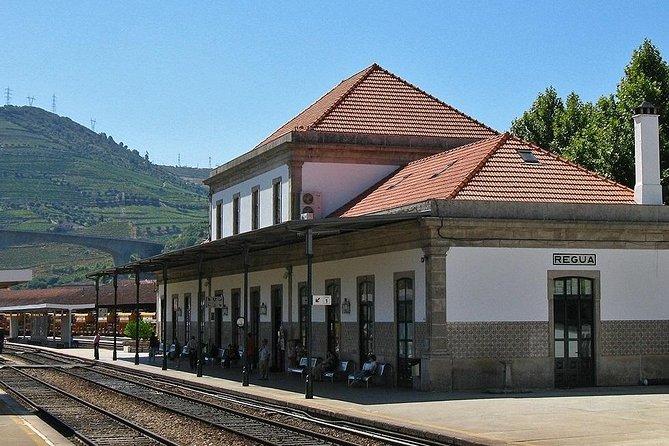 Domingo - Viaje de Oporto a Régua en Tren y Regreso en Barco, Oporto, PORTUGAL