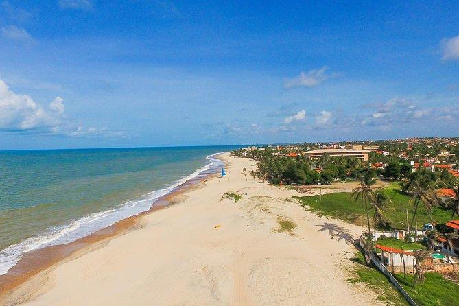 Excursão para Praia de Cumbuco, Fortaleza, BRAZIL