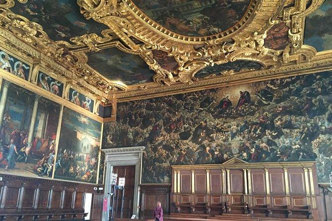 Evite as filas: Excursão ao Palácio Ducal e Basílica de São Marcos, Veneza, Itália