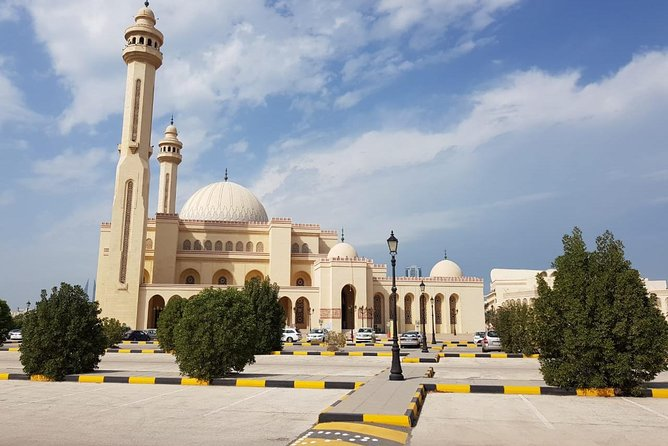 Experience a one-of-a-kind authentic VIP tour in Bahrain..<br><br>This tour starts from the capital of Manama or any point based on request, where we will explore a contrast between the past and present. You can visit many tourist attractions . <br><br>This tour is a combination of sightseeing, history, culture and heritage of the kingdom of Bahrain.<br><br>The mentioned price is for minimum of 1 person and maximum of 4 persons.<br><br>This is private tour and you can customize it any time,start the tour any time, the below will be the details of the tour. <br><br>All of our inbound tours includes the below: <br> • Multi- language licensed tourist guide.<br> • Drop off and pick –up facility from/to anywhere within the kingdom of Bahrain.<br> • Lunch, bottle of water and snacks.<br> • Always you can customize your tour with us as long it's a private tours,you can change your tour route in the last minutes to another tourist attractions, as long as all the tourist attractions are open.<br> • 2017 Nissan Patrol 4x4.<br>