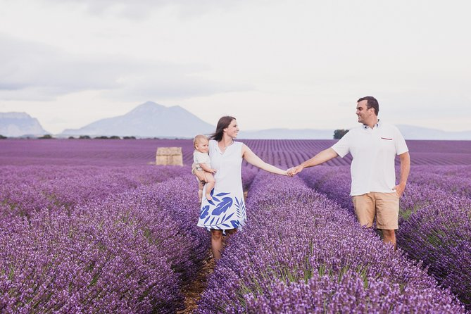 90 Minute Private Vacation Photography Session with Photographer in Provence, Marsella, FRANCIA
