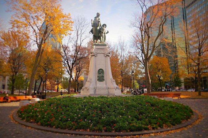 Recorrido por el centro de Montreal y la RESO subterránea, Montreal, CANADA