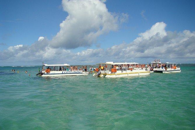 Praia de Maragogi saindo de Porto de Galinhas, Porto de Galinhas, BRASIL