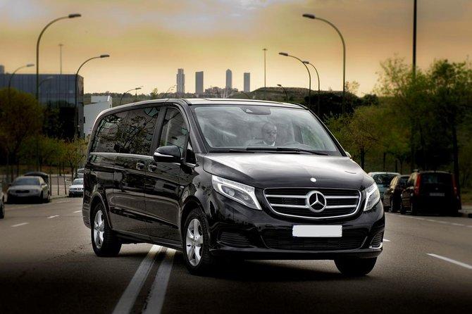 Round Trip Private Transfer: Hamburg Airport HAM to Hamburg City by Luxury Van, Hamburgo, Alemanha