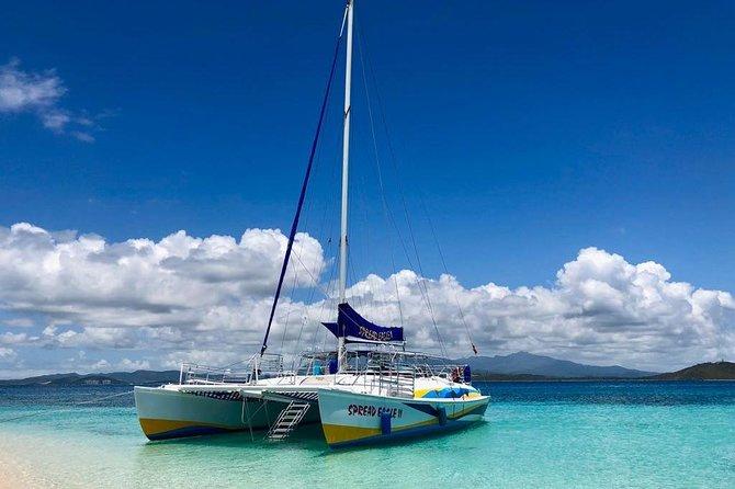 Day Sail without transportation, Fajardo, PUERTO RICO