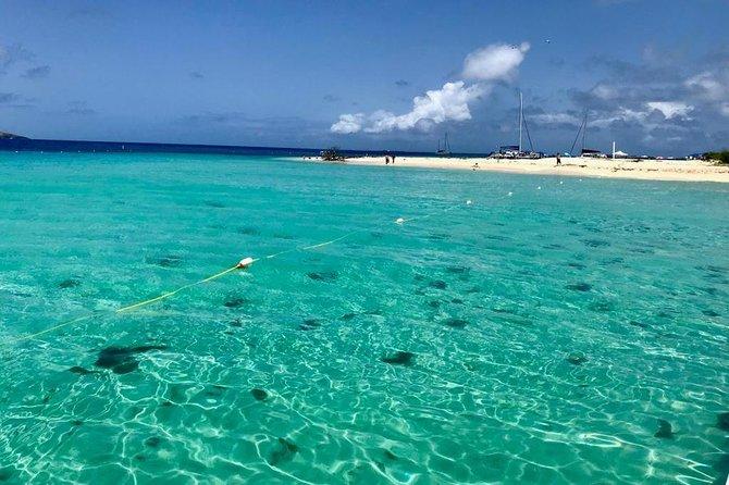 Day Sail with Transportation from San Juan, Condado or Isla Verde!!, Fajardo, PUERTO RICO