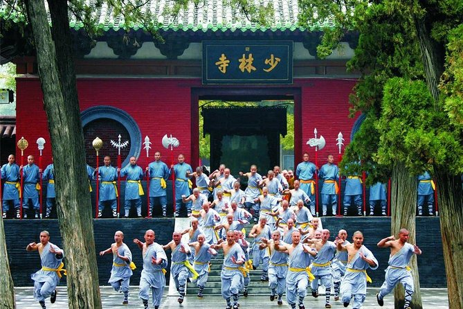 MÁS FOTOS, Independent Tour to Shaolin Temple and Longmen Grottoes from Zhengzhou