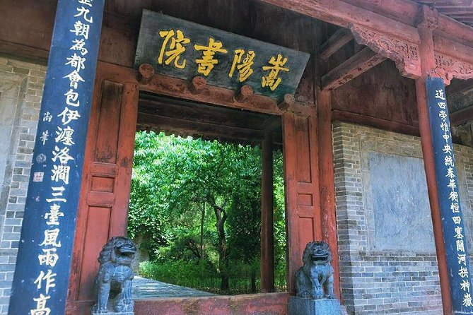 MÁS FOTOS, Private Tour to Songyang Academy, Zhongyue Temple and Shaolin Temple from Zhengzhou