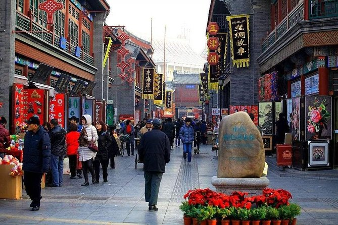 MÁS FOTOS, Flexible Tianjin City Highlights Private Day Tour with Lunch