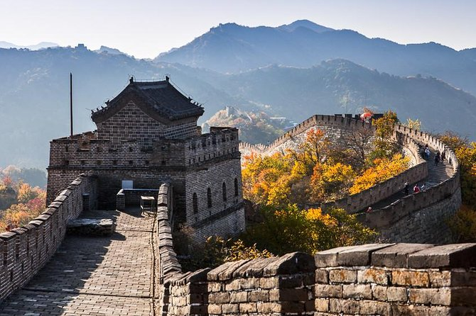 Instead of spending a whole day on the cruise, you can spend a great day on the Great Wall of China.You can choose to be dropped off in Beijing city or back to the Tianjin Port according to your schedule. Your friendly English speaking driver will meet you atTianjin port and transfer to Mutianyu Great Wall safely. After the trip, you will be dropped off at Beijingrailway station and take the bullet train back to Tianjin. Meet your driver from Tianjin at Tianjin railway station and transfer back to cruise port. <br>One-way first class bullet train ticket, entrance fee, private transfer are included.