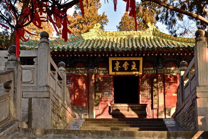 Take a private tour to two top attractions in Henan Province of China:Shaolin Temple and Longmen Grottoes. <br><br>Shaolin Templeis the birthplace of Martial Arts and Chan Buddhism.Longmen Grottoes are some of the finest examples ofChinese Buddhist art, one of the three most famous Grottoes in China. <br><br>A nice lunch in Shaolin Temple, entrance fees and private transfers are all inclusive.